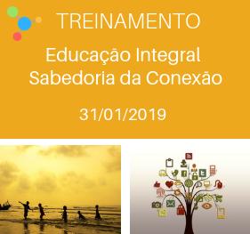 Treinamento Educação Integral - Sabedoria da Conexão