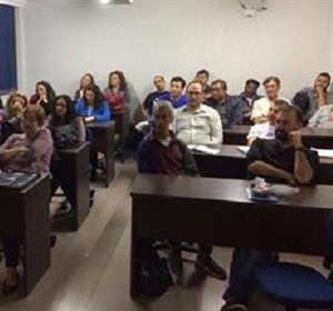 Cursos presenciais do Bnei Baruch Brasil