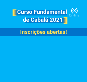 Curso de Kabbalah Abril 2021- Módulo Fundamental