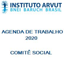 Comitê Social - Agenda de Trabalho