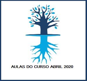 Para Rever as Aulas do Curso Abril 2020