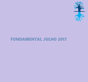 Aulas C.E Fundamental-Turma Jul 2017